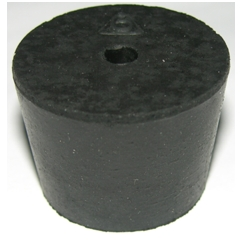 No. 6 Rubber Stopper