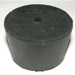No. 7 Rubber Stopper