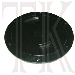 Sea Dog 6 in. Screw-Out Deck Plate