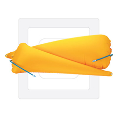 Sea Kayak Float Set