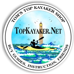 TopKayaker Sticker