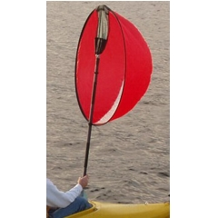WINDPADDLE SPORT KAYAK SAIL