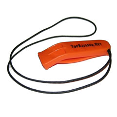 TopKayaker Basic Whistle